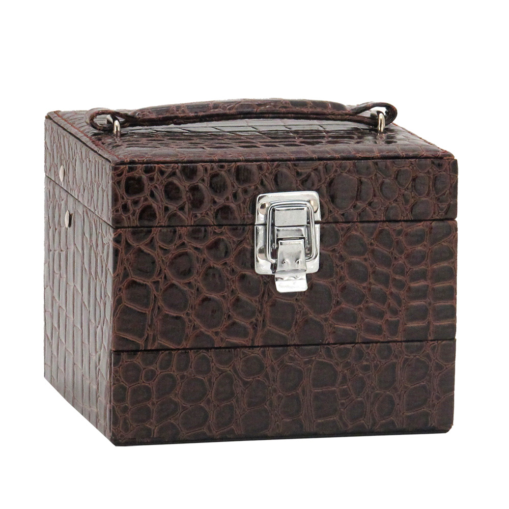 Šperkovnice JKBox Brown SP252-A21
