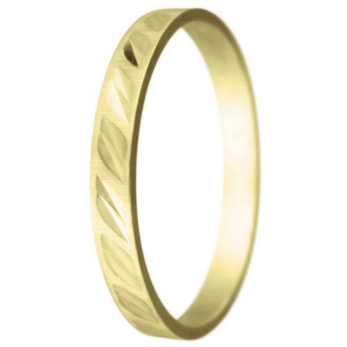 Snubní prsteny kolekce SP2-A