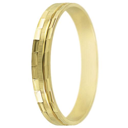 Snubní prsteny kolekce SP3-E