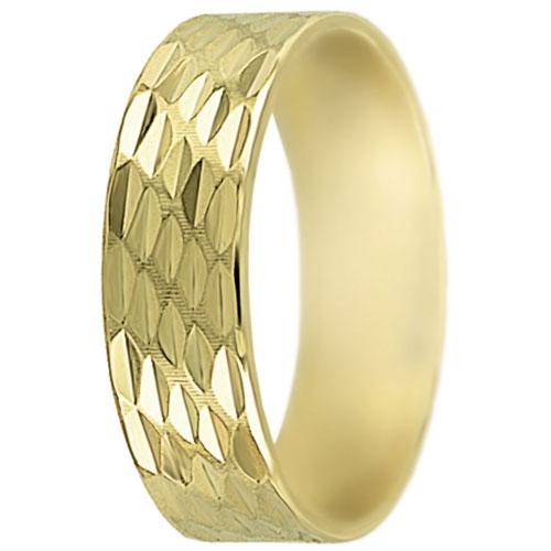 Snubní prsteny kolekce SP6-D