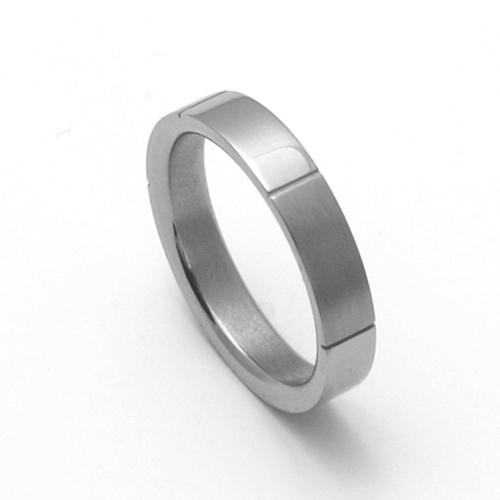 Dámský titanový snubní prsten TTN1002