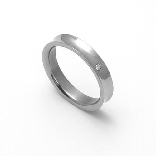 Dámský titanový snubní prsten TTN1503