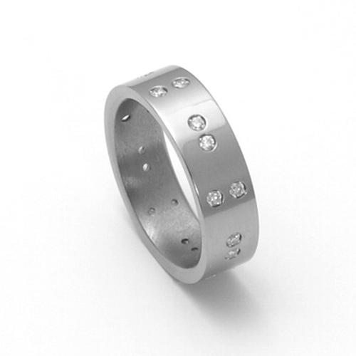 Dámský titanový snubní prsten TTN2902