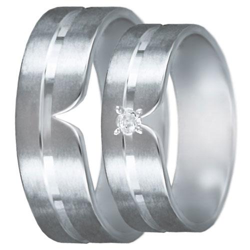 Snubní prsteny kolekce U2