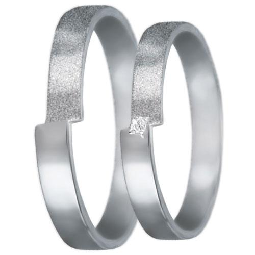 Snubní prsteny kolekce U6