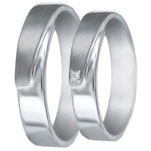 Snubní prsteny kolekce U7