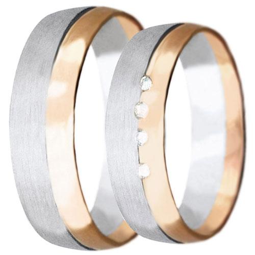 Snubní prsteny kolekce VIOLA_6