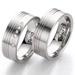 Obrázek č. 2 k produktu: Dámský snubní prsten TeNo 069-22S01-D29