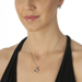 Obrázek č. 4 k produktu: Stříbrné náušnice Hot Diamonds Eternity Interlocking Silver Stud DE308