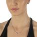 Obrázek č. 4 k produktu: Stříbrný náhrdelník Hot Diamonds Trinket