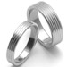 Obrázek č. 2 k produktu: Pánský ocelový snubní prsten RZ06800