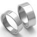 Obrázek č. 2 k produktu: Dámský ocelový snubní prsten RZ06000
