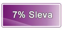 sleva 7 procent