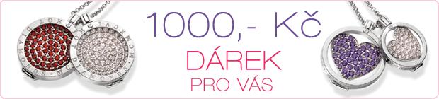 novinky Hot Diamonds - 1000,- K� Pro V�s