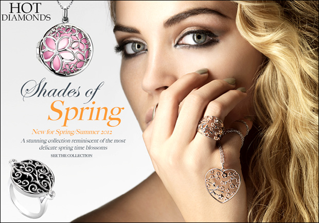 Kolekce Cote Azur Hot Diamonds