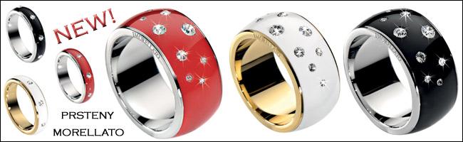 prsteny Morellato