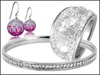 šperky swarovski