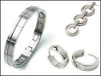 titanové šperky