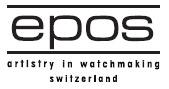 Epos - luxusní hodinky